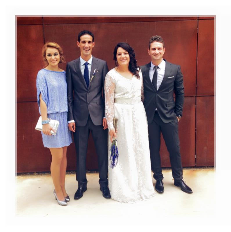 boda Isabel Y Yassin